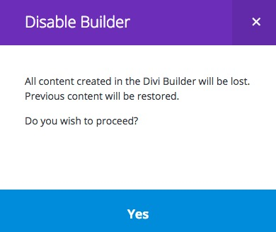disable-builder