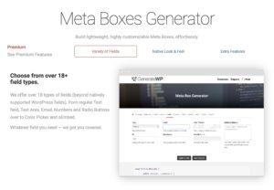 metaboxes-generator